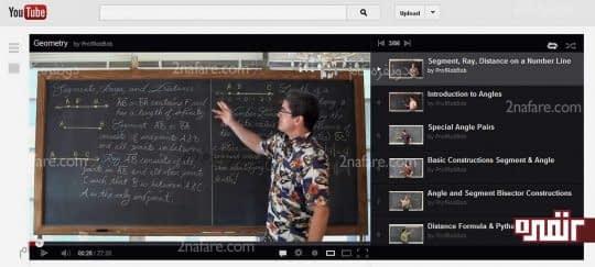آموزش در اینترنت