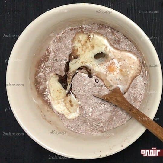 اضافه کردن مایعات