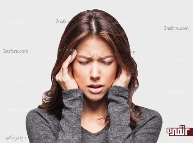 برای درمان سردرد چه بخوریم