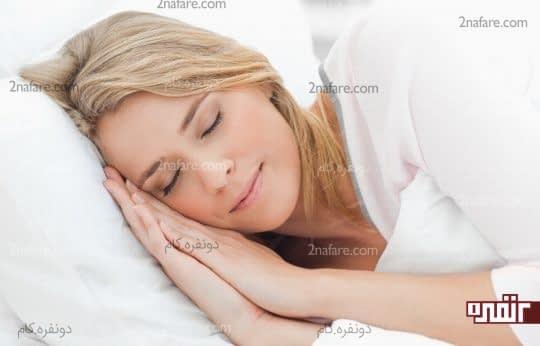 بهبود کیفیت خواب با ورزش