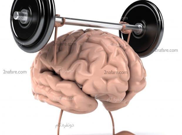 تأثیر ورزش بر مغز