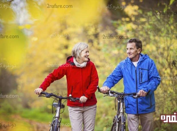 تأثیر ورزش در داشتن زندگی با کیفیت