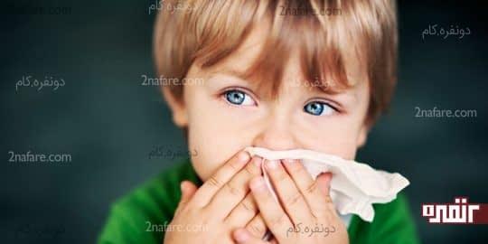 تقویت سیستم ایمنی بدن کودک با مصرف پروتئین