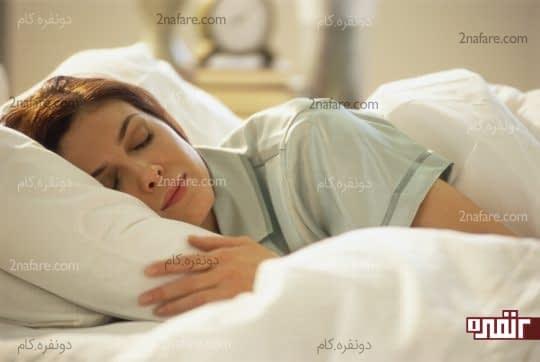 خواب کافی و مفید
