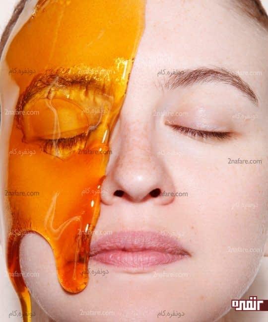 خواص حیرت انگیز عسل طبیعی برای پوست