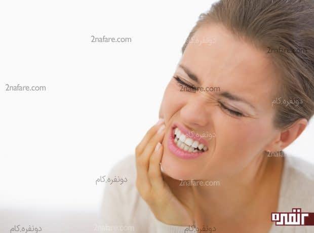 خوراکی هایی که دندان درد را تشدید میکند