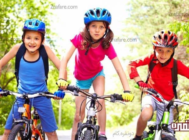 دوچرخه سواری برای کودکان