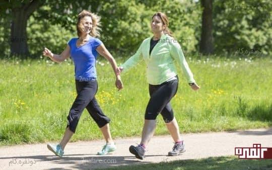 ذهن آزاد با ورزش