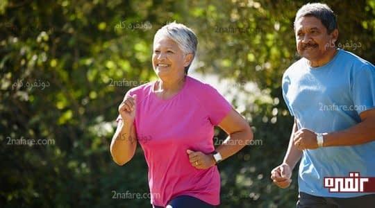 زندگی سالم با فعالیت بدنی
