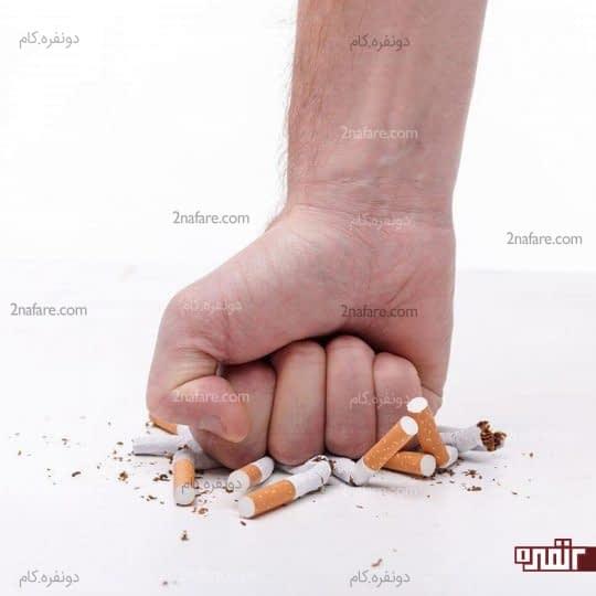 سیگار کشیدن آسانترین راه برای پیر شدن
