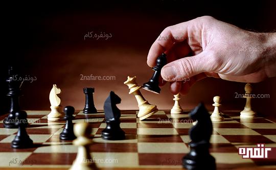 شطرنج و افزایش تمرکز