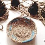 آموزش ساخت ظرف هفت سین کنفی