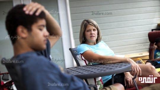 علل استرس نوجوانان