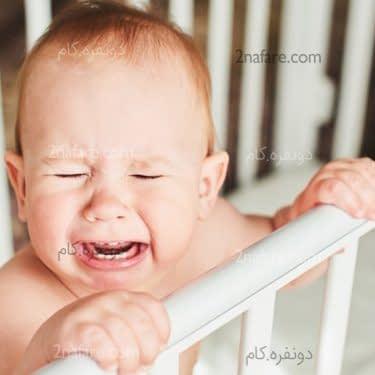 علل بیخوابی نوزاد و درمان آن