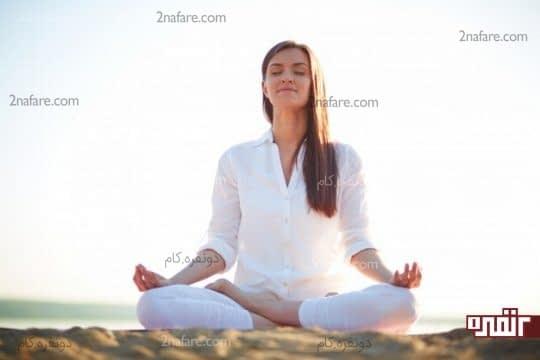 فواید حرکات روزانه یوگا بر بدن