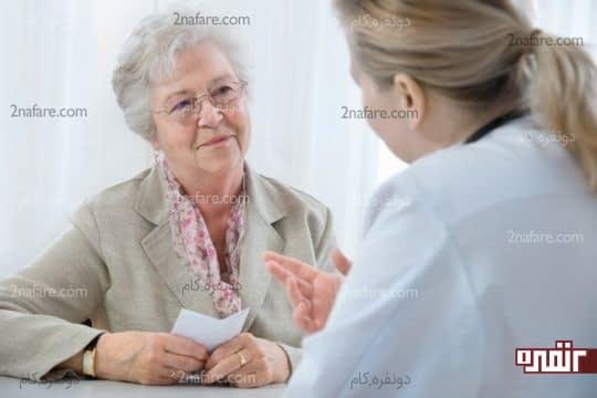 مشورت با پزشک برای انجام هر فعالیت ورزشی