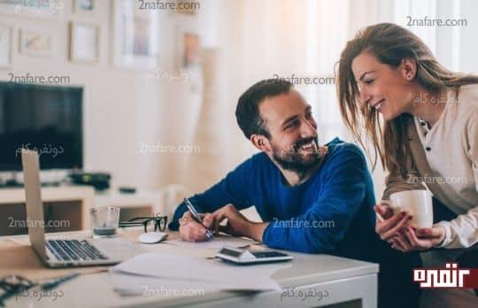 نظر طرفین درباره ی شغل مرد و زن چیه؟