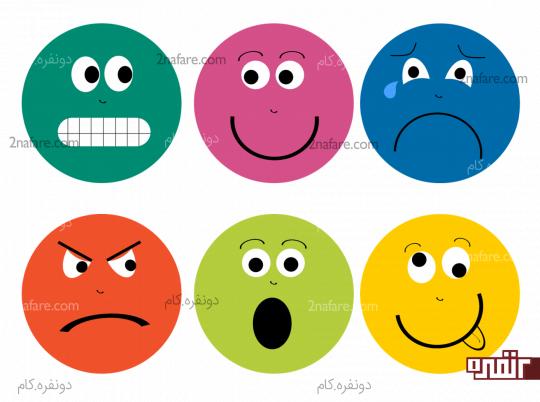 همه ی احساسات در جای خود قابل قبولند و نیازی به نگرانی نیست