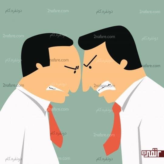 همیشه بروز خشم به معنای منطق و یا نا اُمیدی نیست