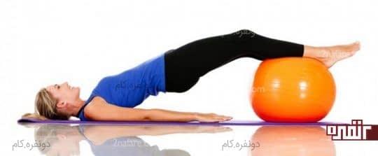 کاهش استرس با تمرینات ورزش پیلاتس