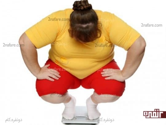 کم تحرکی عامل چاقی و مسبب شروع بیماری ها