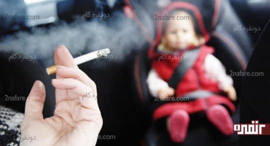 کودکان در معرض دود و آلودگی بیشتر در معرض خطر عفونت گوش