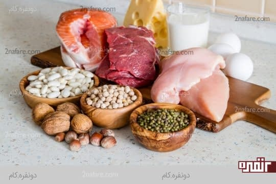 پرتئین مورد نیاز دیابتی ها از چه موادی به بدنشون برسه بهتره!