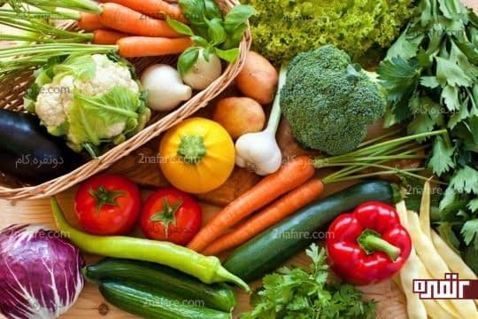 اهمیت مصرف سبزیجات برای بیماران دیابتی