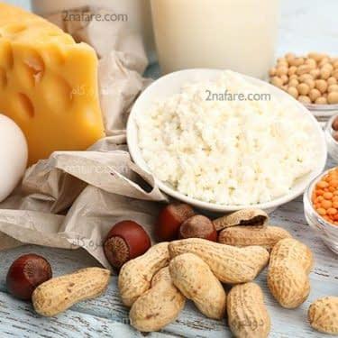 ضرورت مصرف پروتئین توسط کودکان