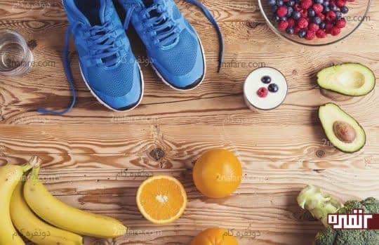 فعالیت بدنی و تغذیه سالم