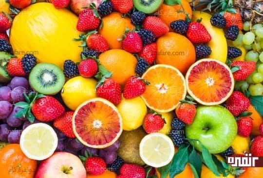 راههای مناسب استفاده از میوه برای دیابتی ها