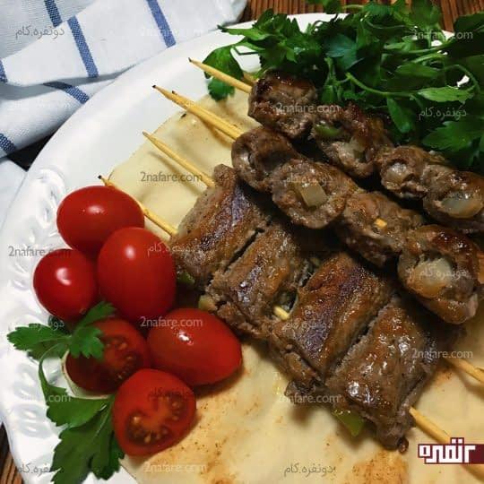 کباب بلغاری