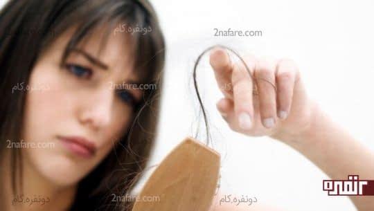 کاهش ریزش موی ناشی از بارداری با مصرف زعفران