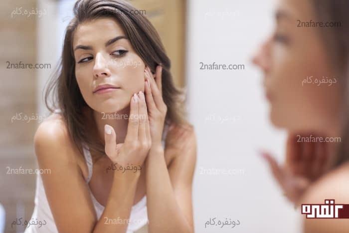پوست زنان بعد از بارداری و زایمان دچار تغییر میشه