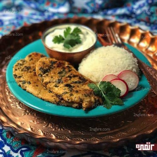 کباب تند مراکشی