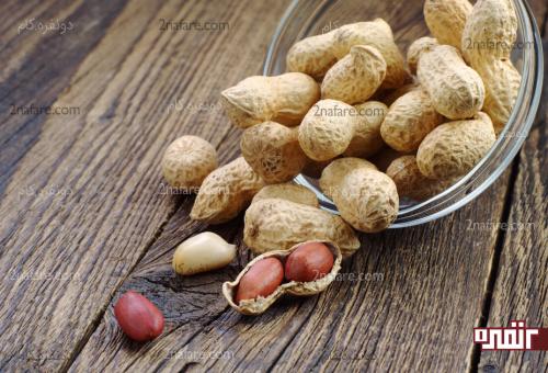 فواید بادام زمینی در طب سنتی