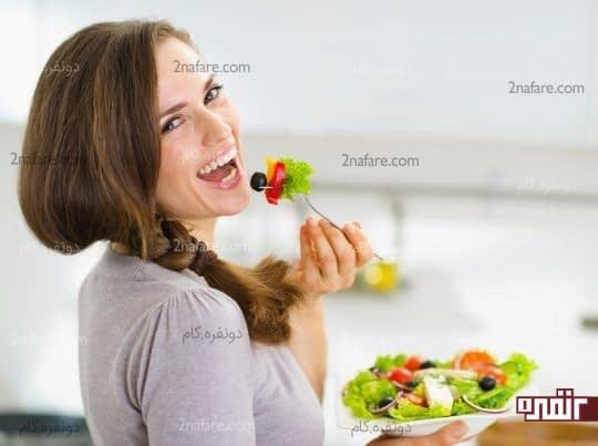 برای هضم سریع غذا چه کنیم