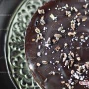 کیک شکلاتی ساده 1