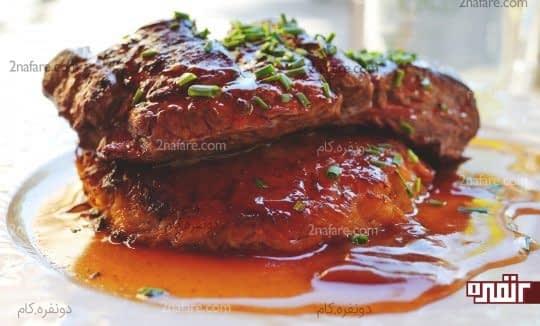 افزایش وزن با مصرف گوشت قرمز