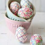 رنگ کردن تخم مرغ هفت سین با چند ایده ی خلاقانه
