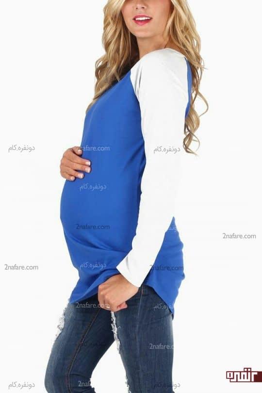 تی شرت حاملگی