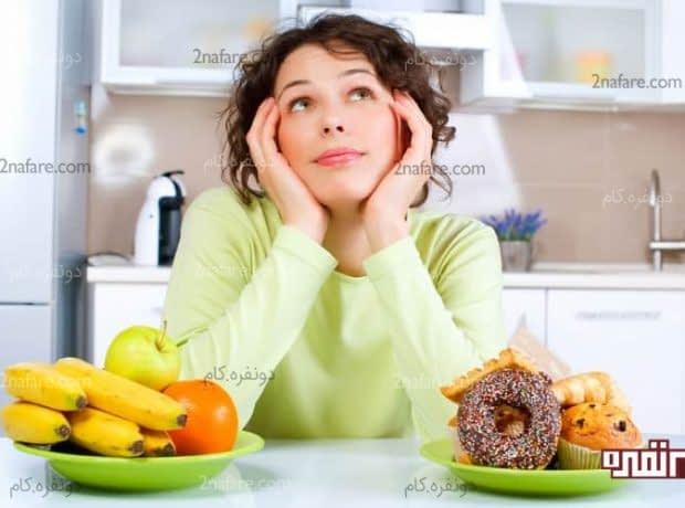 جلوگیری از چاقی در تعطیلات عید