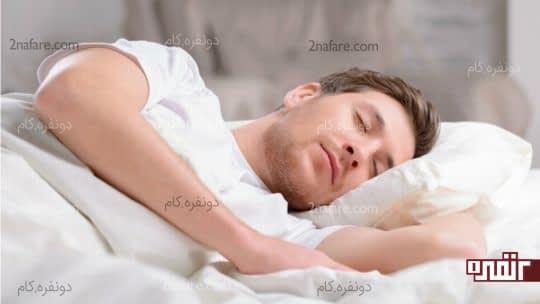 خواب آرام و عمیق شبانه
