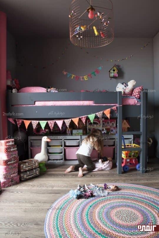 ریسه های دیواری برای تزئین اتاق کودک