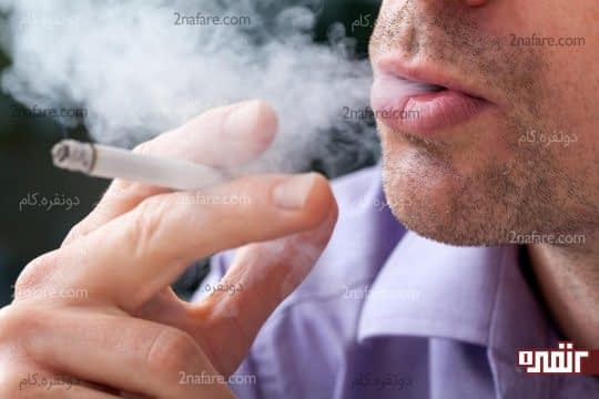 سیگار کشیدن از علل ورم معده