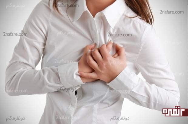 علل تپش قلب ناگهانی و راه های درمان آن