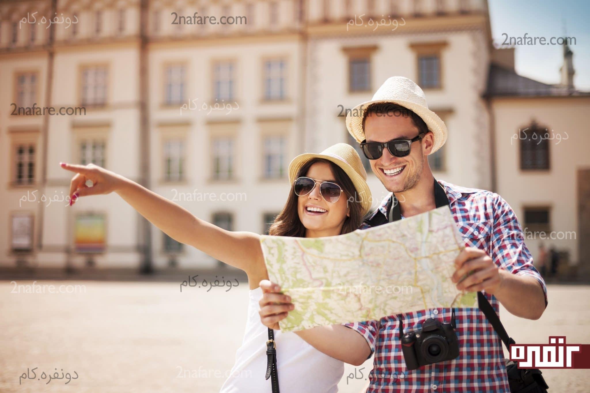 آیا برای نوروز برنامه ی مسافرت دارید؟( 7 مزیت سفر کردن)