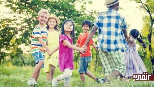 فعالیت های سرگرم کننده برای بچه ها در تعطیلات نوروزی