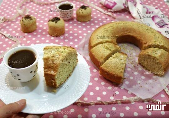 کیک سمولینا