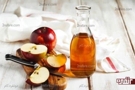 سرکه سیب برای تسکین درد بدن
